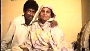 Pakistani Amateur couple home made vintage