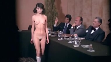 Auction of Nude Women - Retro CMNF