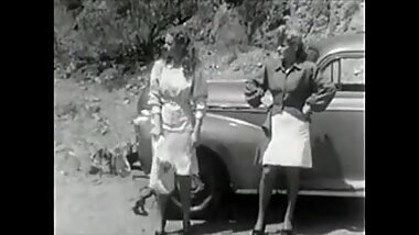 Vintage - Hitch Hiking