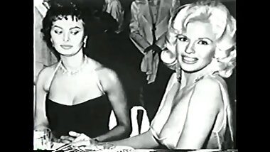 Sophia Loren explains giving Jayne Mansfield side-eye